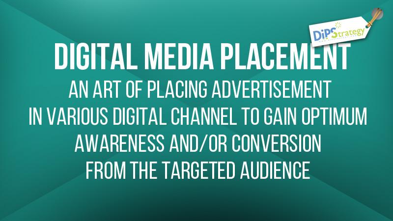 media digital - dipstrategy